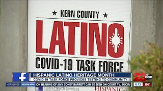 Latino COVID-19 Task Force work to increase access to COVID-19 testing sites
