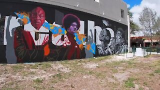 New mural in downtown West Palm Beach showcases civil rights icons