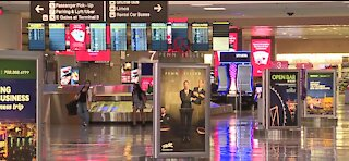 McCarran Airport reminds travelers mask remain required