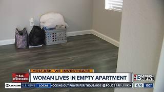 Moving company mystery puts Las Vegas woman in limbo