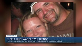 Ypsilanti couple faces mountain of health, financial woes months after COVID diagnosis