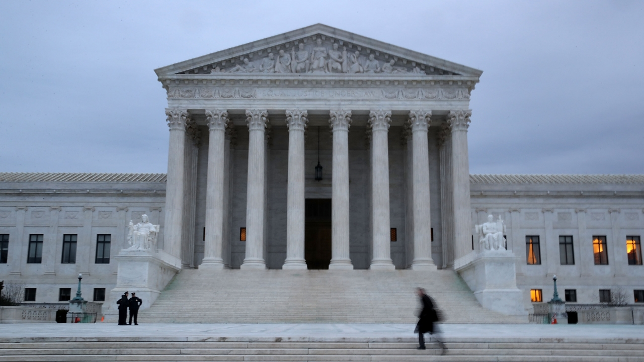 Supreme Court Temporarily Halts Release Of Trump's Financial Records