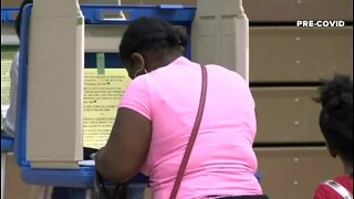 Clark County paying poll workers more this election