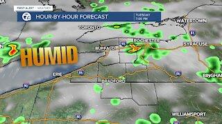 7 First Alert Forecast 6 p.m. Update, Sunday, June 6