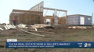 Housing market booms in Tulsa
