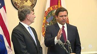 Florida Gov. Ron DeSantis holds news conference about coronavirus