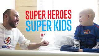 SuperTee: Helping kids fight back & get better