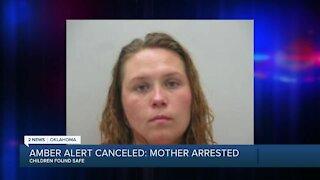 Wagoner County kids safe, Mother faces manslaughter charge