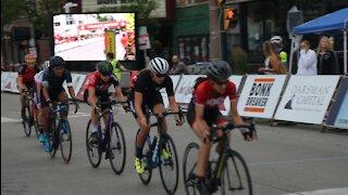 One of Milwaukee's biggest bike races has returned