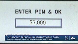 Tulsa woman reports problems with govt. debit cards