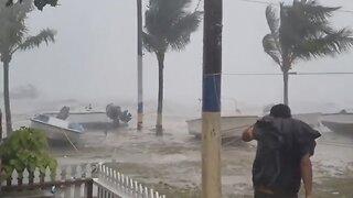 Hurricane Dorian Is Already Breaking Records
