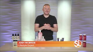 Josh McBride talks summer essentials in this heat