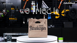 Anything is Impossible! The Impossible Burger with Guest Desiigner | We Tried It