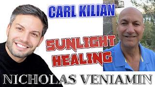 Carl Kilian Discusses Sunlight Healing with Nicholas Veniamin