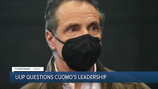 Union for higher ed responds to allegations against Cuomo