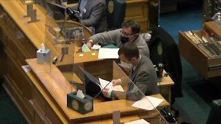 Colorado legislator focus on COVID-19 relief