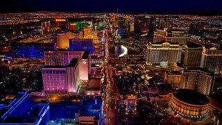 Nevada Assemblyman Tom Roberts reacts to Night 1 of the RNC 2020