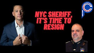 NYC Sheriff LIED, and Should Resign NOW! Was Gov Cuomo Involved? De Blasio? You Decide.   PC Radio