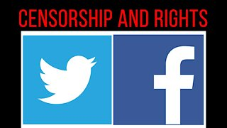 Facebook, Twitter Banning - Political Pressure and Rights