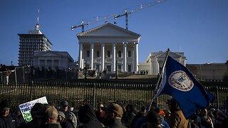 Virginia State Senate Advances Red Flag Gun Bill