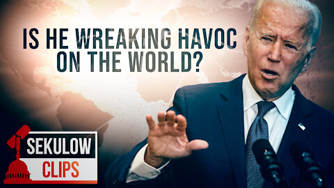 Is He Wreaking Havoc On The World?