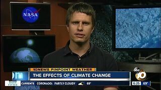 Climate Change: Living in a warming world