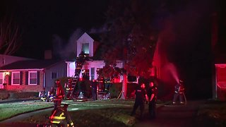 1 person pulled from Euclid house fire