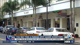West Palm Beach to unveil plan to ease parking problems