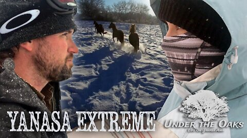 EXTREME WINTER | Covid Winter X Games