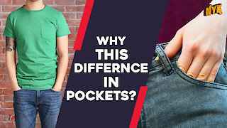 Why pockets in women's jeans are good for nothing
