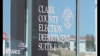 Verifying your ballot with Clark County Elections Department
