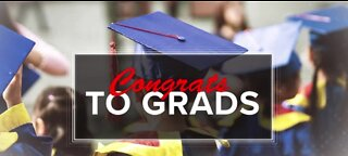 Congrats to Grads! Rebecca Kehoe & Joey Camps