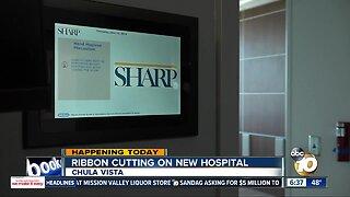 Sharp Chula Vista to hold ribbon cutting