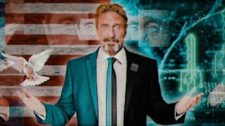 """Founder Of McAfee Anti-Virus """"Commits Suicide"""" 