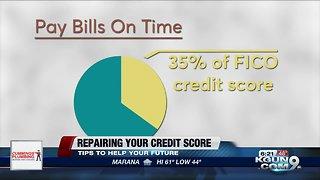 Consumer Reports: Repairing bad credit