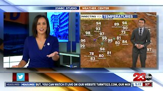 23ABC Evening weather update August 31, 2020