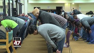 Local mosque reacts to New Zealand shooting