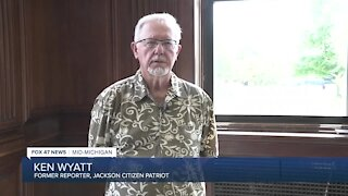 Former Citizen Patriot reporter Ken Wyatt said the building was like a second home.