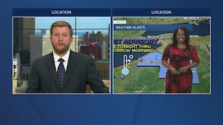7 First Alert Forecast 6 p.m. Update, Sunday, May 30