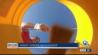 Great American Cleanup held on Saturday