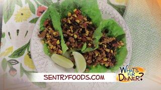 What's for Dinner? - Taco Lettuce Wraps
