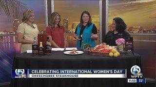 International Women's Day at Okeechobee Steakhouse