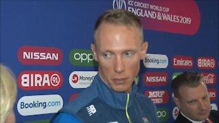 VIDEO: Rassie van der Dussen says Proteas won't let up on intensity (Etw)
