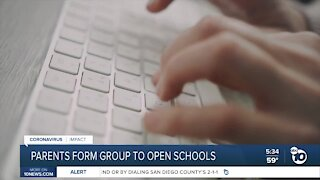 Parents Unite to get schools open
