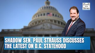 'Good chance' Biden will mention D.C. statehood during joint address, says D.C. shadow senator