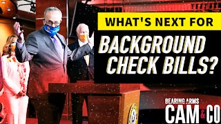 With House Passage, What's Next For Background Check Bills?