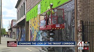 Troost Avenue revitalization project gets green light, creating mixed emotions