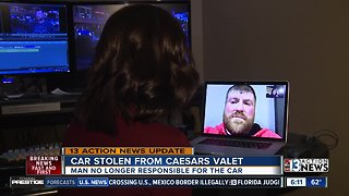 Hotel guest gets answers after rental car goes missing