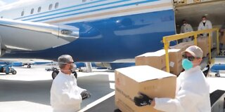 Las Vegas Sands delivers 1 million masks to Nevada's frontline workers