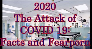 2020 The Attack of Covid 19: Facts and Fear Porn
